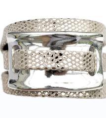 Bracelet triple tours URSA Champagne