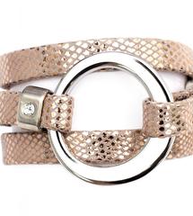 Bracelet diba Or Rose