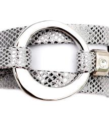 bracelet triple tours Diba Argenté